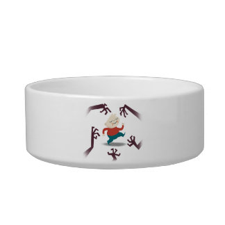 Five Little Zombies And Fred Gear Pet Bowl