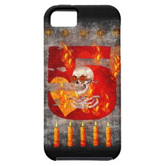 Five Lives iPhone SE/5/5s Case