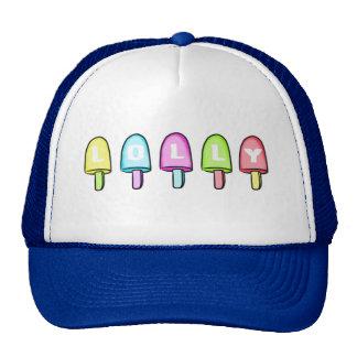five lollys trucker hat