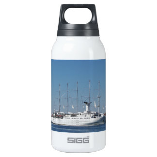 Five Masted Cruise Ship Thermos Bottle