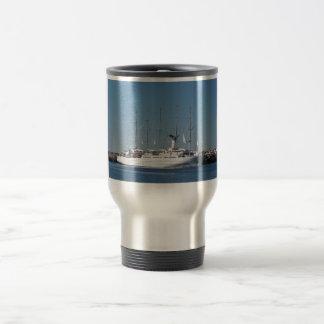 Five Masted Cruise Ship Travel Mug
