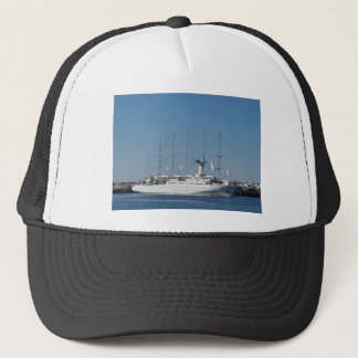 Five Masted Cruise Ship Trucker Hat