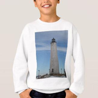 Five Mile Point Lighthouse New Haven CT  Harbor Sweatshirt