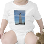 Five Mile Point Lighthouse New Haven CT  Harbor T Shirts