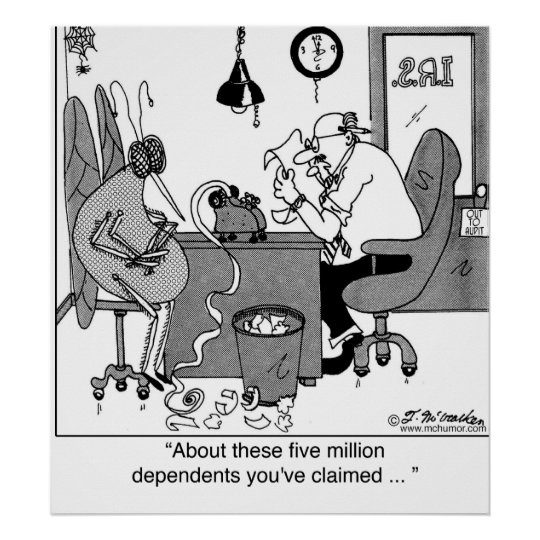 Five Million Dependents? Poster