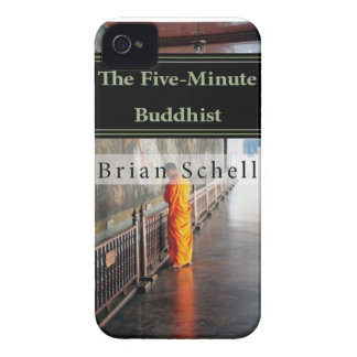 Five-Minute Buddhist iPhone 4/4S Cover