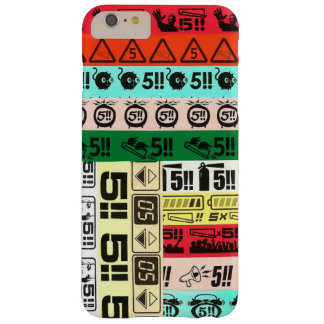 FIVE MORE BARELY THERE iPhone 6 PLUS CASE