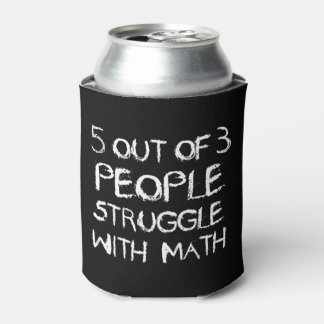 Five out of Four People Struggle With Math Can Cooler