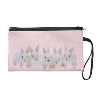 Five Rabbits 2 Wristlet Purse