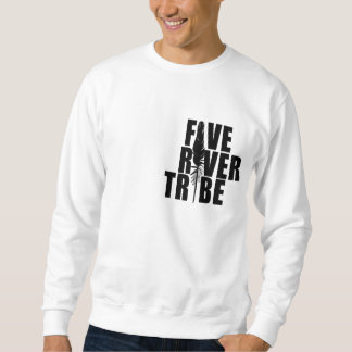 Five River Tribe by Humble The Poet Pull Over Sweatshirts