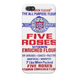 Five Roses Flour iPhone 5 Case