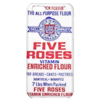 Five Roses Flour iPhone 5C Cover