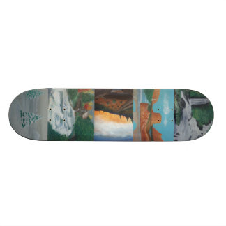 Five Seasons Skateboard
