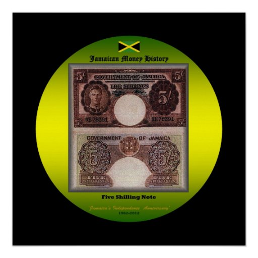 'Five Shilling' Poster