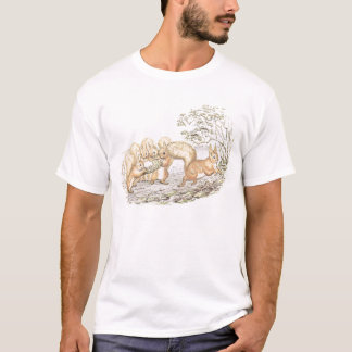 Five Squirrels Adorable T-Shirt