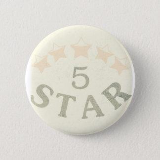 Five star button