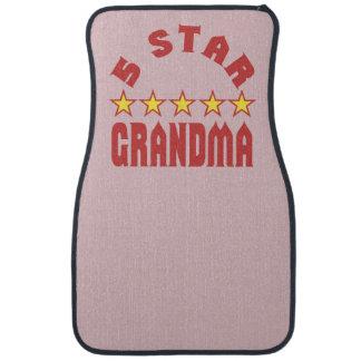Five Star Grandma Car Mat