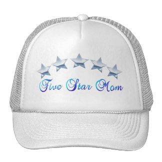Five Star Mom Hat