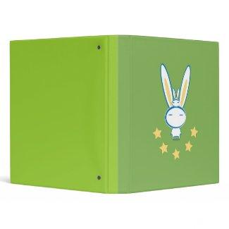 Five Stars Bunny Daddy's (Father) Photo Album binder
