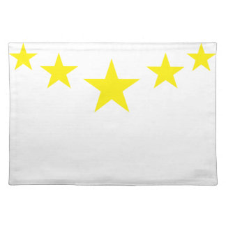 Five Stars Exclusive Cloth Place Mat