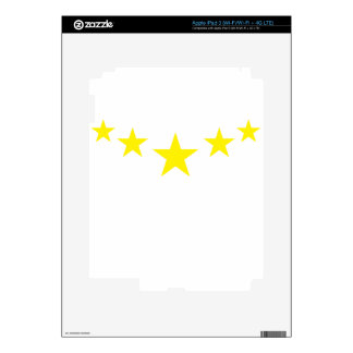 Five Stars Exclusive iPad 3 Skins