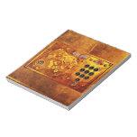 Five to 12 Steampunk reloj Grunge Blocs De Notas