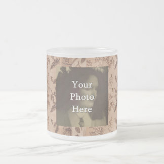 Five Trees Rustic Primitive Woodland Photo Ready Coffee Mugs