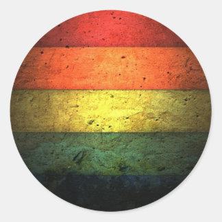 five_wall_color-2560x1600 pegatinas redondas