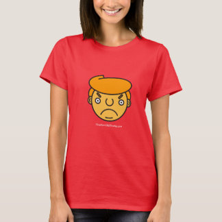 Five Year Old Trump Frown Shirt