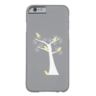 Five Yellow Birds in a Tree Case iPhone 6 Case