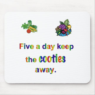 FiveADay Mouse Pad