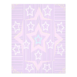FiveStar Collection : Special Soft Colors Letterhead