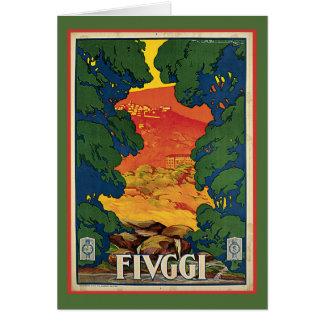 Fivggi By Corbella Greeting Card