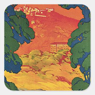 Fivggi By Corbella Square Sticker
