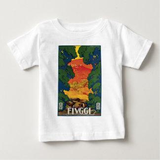 Fivggi Italy Travel Poster Shirt