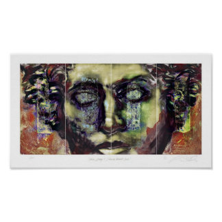 Fivia / First Stage / Roman Portrait Series Poster