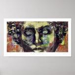 Fivia/primera fase/serie romana del retrato posters