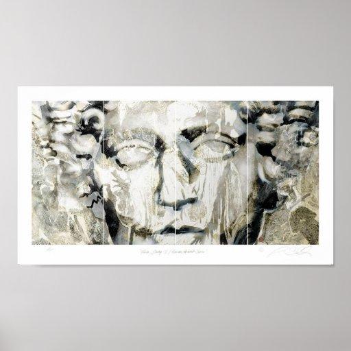 Fivia/tercera etapa/serie romana del retrato impresiones