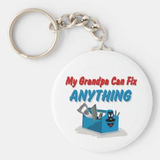 Fix Anything Grandpa Keychain