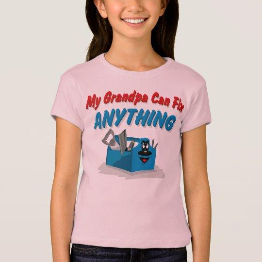 Fix Anything Grandpa T-Shirt