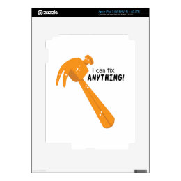 Fix Anything! iPad 3 Skin