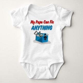 Fix Anything Papa Baby Bodysuit