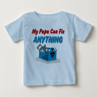 Fix Anything Papa Baby T-Shirt