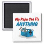 Fix Anything Papa Fridge Magnets