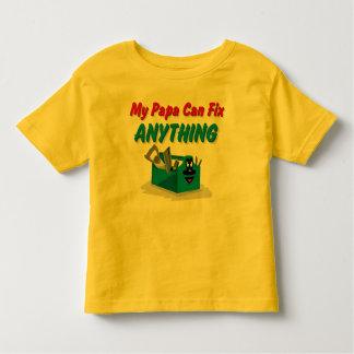Fix Anything Papa Toddler T-shirt