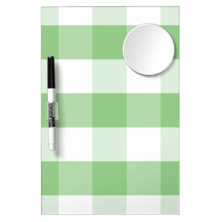 FIX DRY ERASE BOARD WITH MIRROR