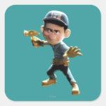 Fix-It Felix Jr. 1 Square Sticker