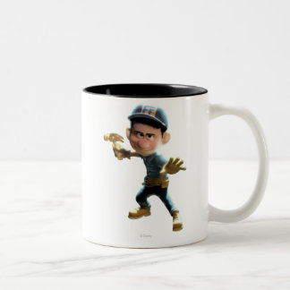 Fix-It Felix Jr. 1 Two-Tone Coffee Mug