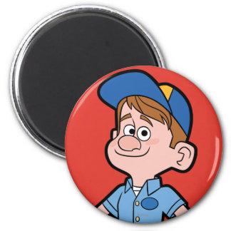 Fix-It Felix Jr. 2 2 Inch Round Magnet