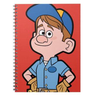 Fix-It Felix Jr. 2 Notebook